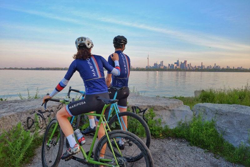 دوچرخه سواری در تورنتو