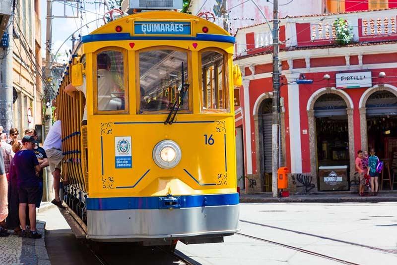 حمل و نقل عمومی ریودوژانیرو