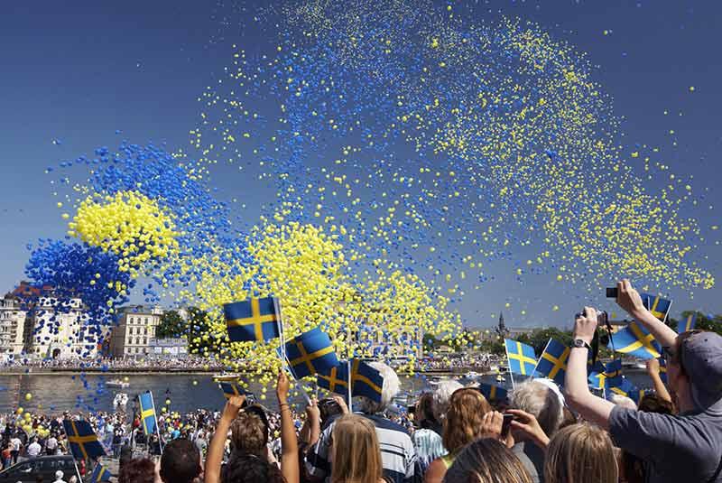 فستیوال های سوئد