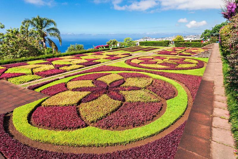 باغهای گیاه شناسی ریودوژانیرو
