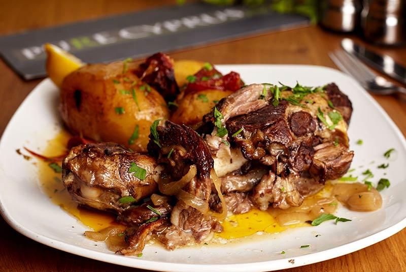 کلفتیکو - غذای قبرسی