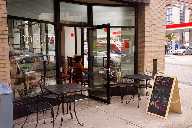کافه های ونکوور