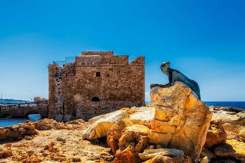 قلعه پاپوس قبرس