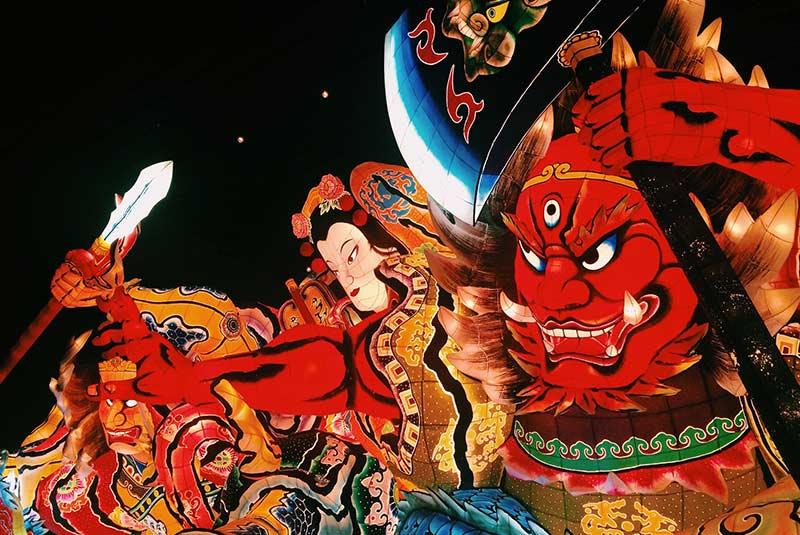 فستیوال های ژاپن