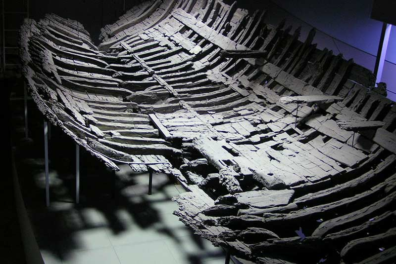 موزه کشتی شکسته قبرس