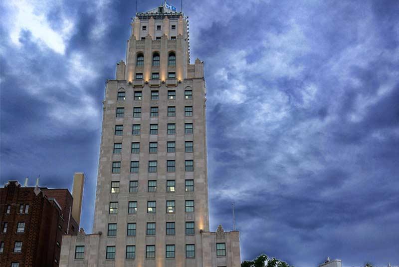 ساختمان پرایس کبک