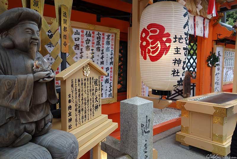 مکان های رمانتیک کیوتو