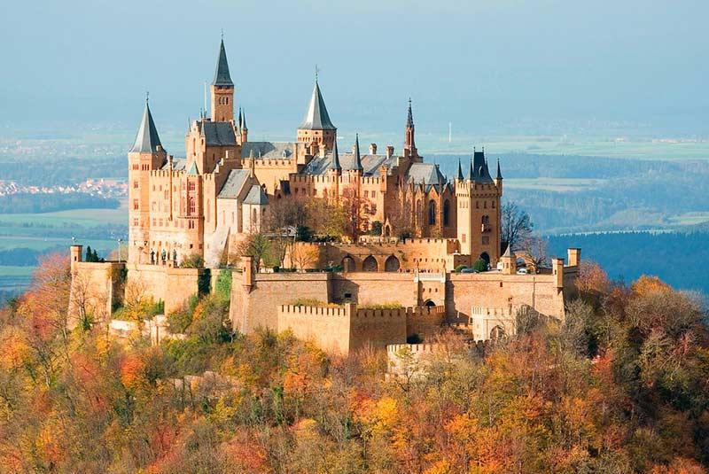 قلعه هوهنزولرن آلمان