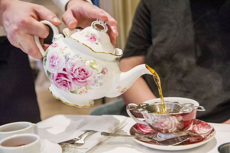 چای عصرانه در تورنتو