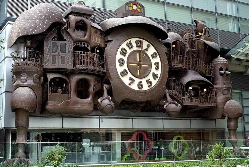 ساعت میازاکی توکیو