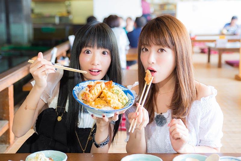 غذا خوردن در توکیو