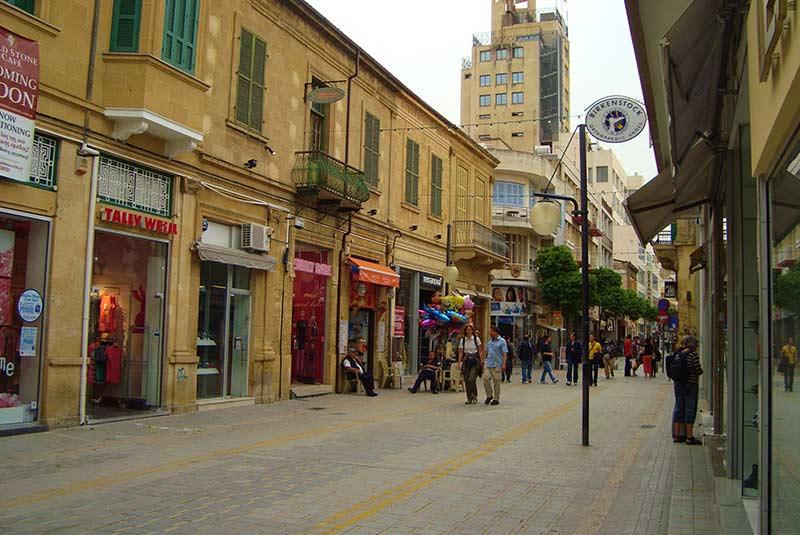 خیابان لدرا قبرس