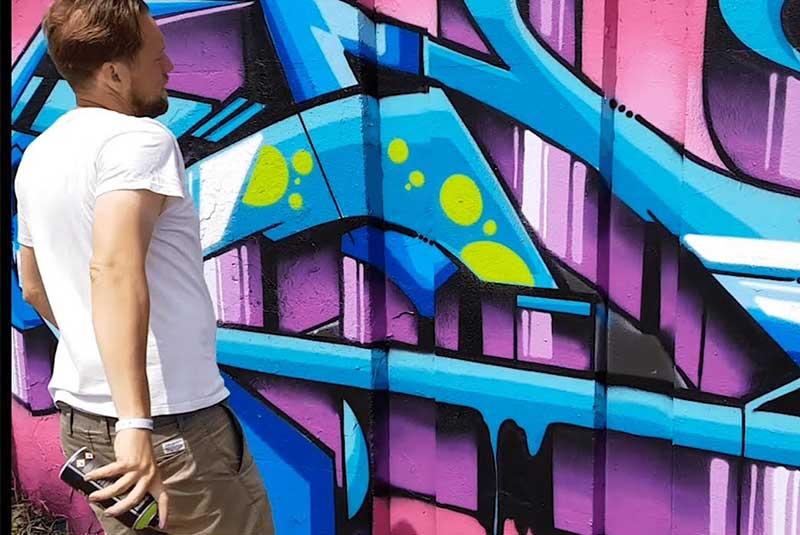 فستیوال گرافیتی