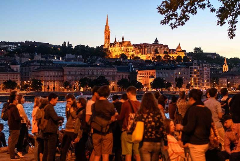 فستیوال موسیقی بوداپست