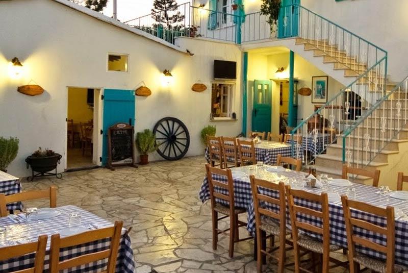 رستوران کازانی قبرس