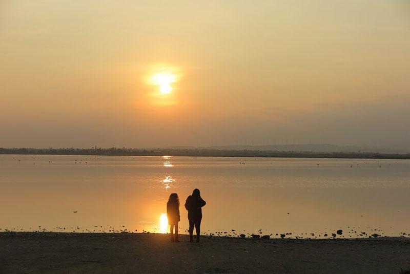 دریاچه نمک قبرس