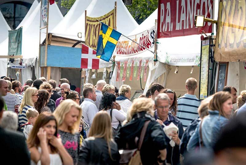 فستیوال مالمو سوئد