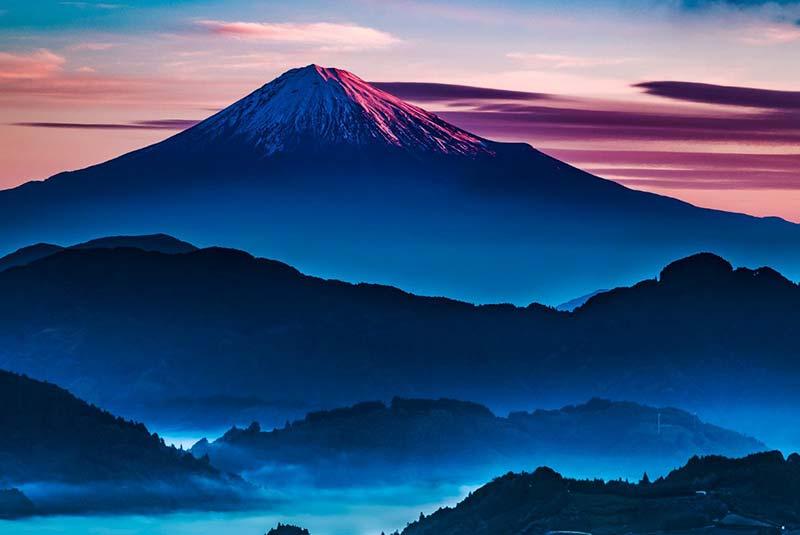 روز کوه در ژاپن