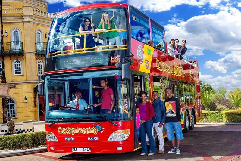 اتوبوس های ژوهانسبورگ