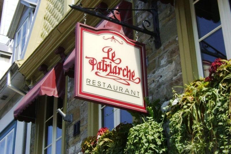 بهترین رستوران های کبک