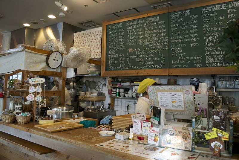 سولویوا کافه اوزاکا
