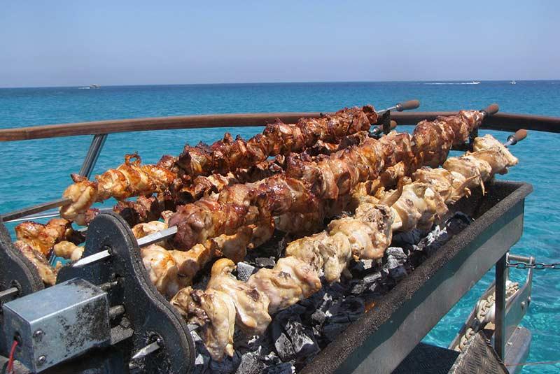 سوولا - غذای قبرسی