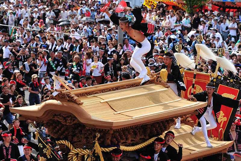 فستیوال کیشی وادا دانجیری