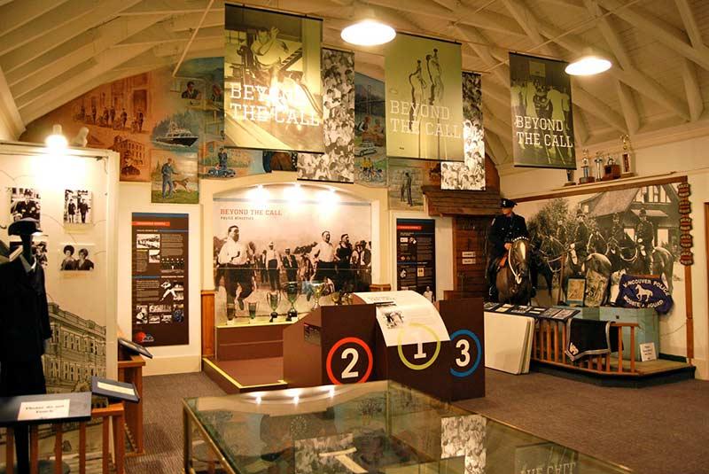 موزه پلیس ونکوور بریتیش کلمبیا