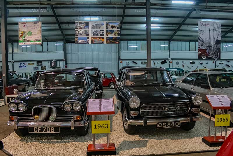 موزه خودروهای کلاسیک قبرس