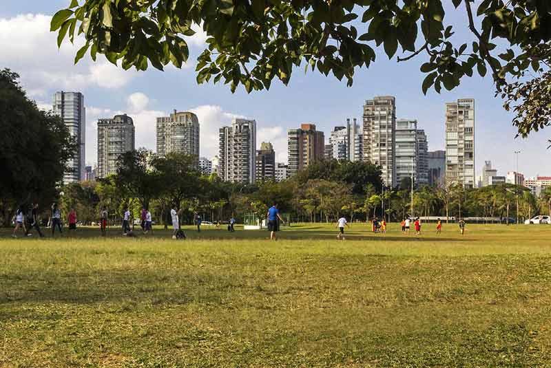 پارک ایبیراپوئرا سائوپائولو