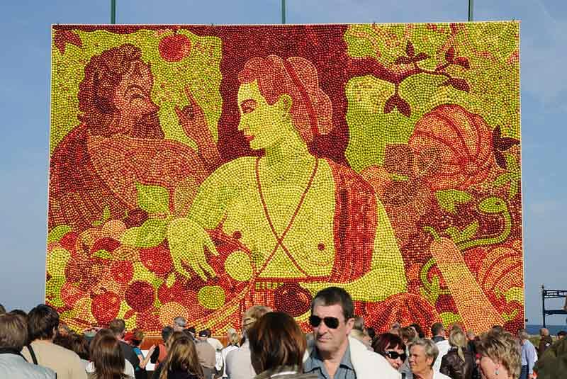 فستیوال سیب سوئد