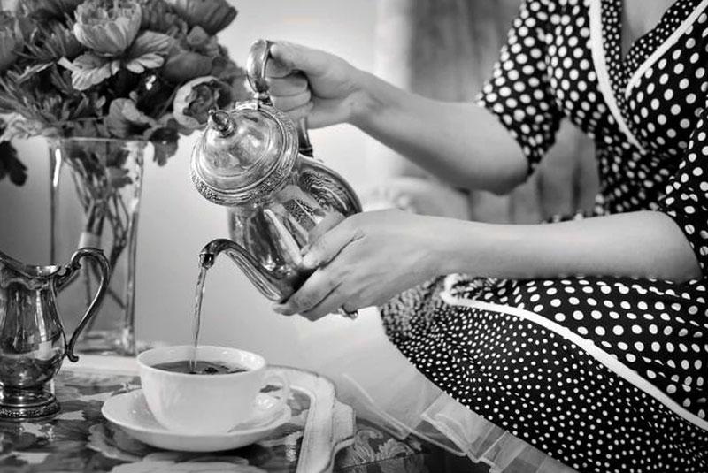 چای اصیل در تورنتو