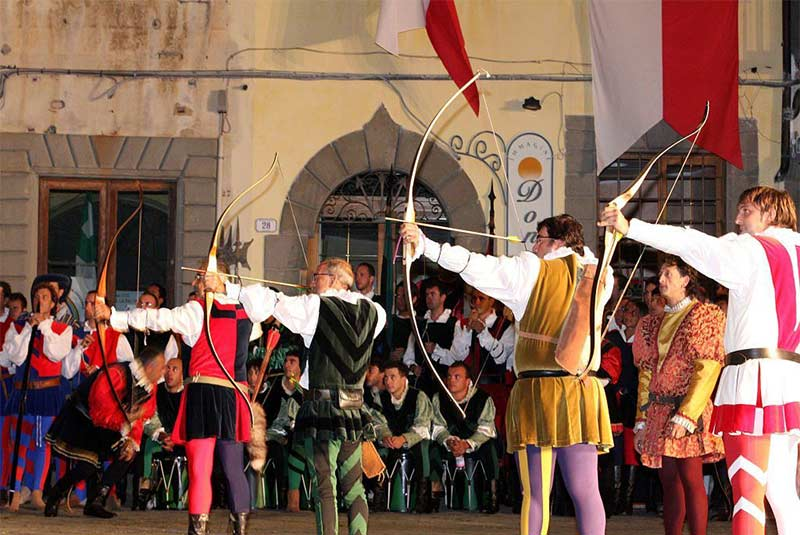 فستیوال های ایتالیا