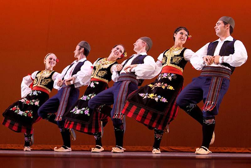 فستیوال رقص بلگراد