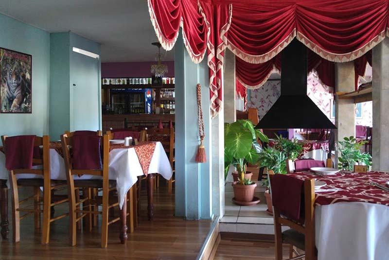 رستوران بالتی هاوس لارناکا