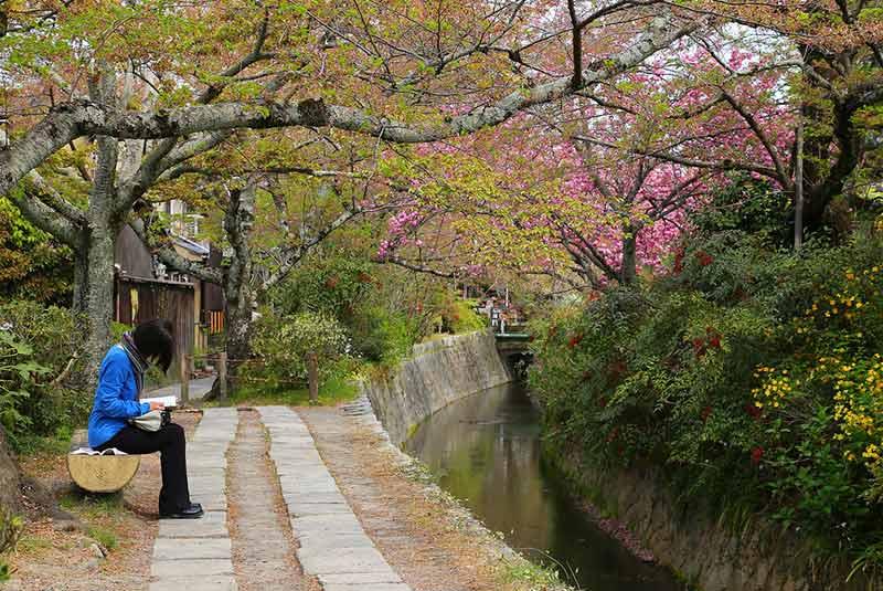 سفر رمانتیک کیوتو