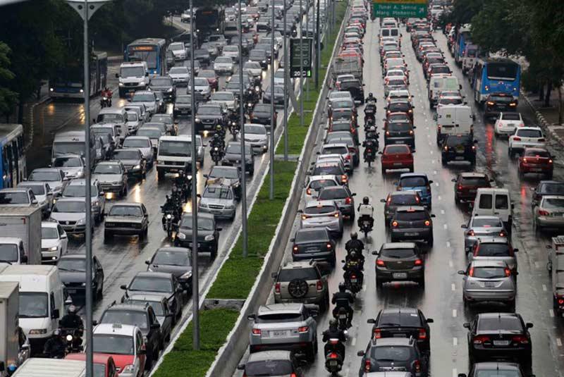 ترافیک در سائوپائولو