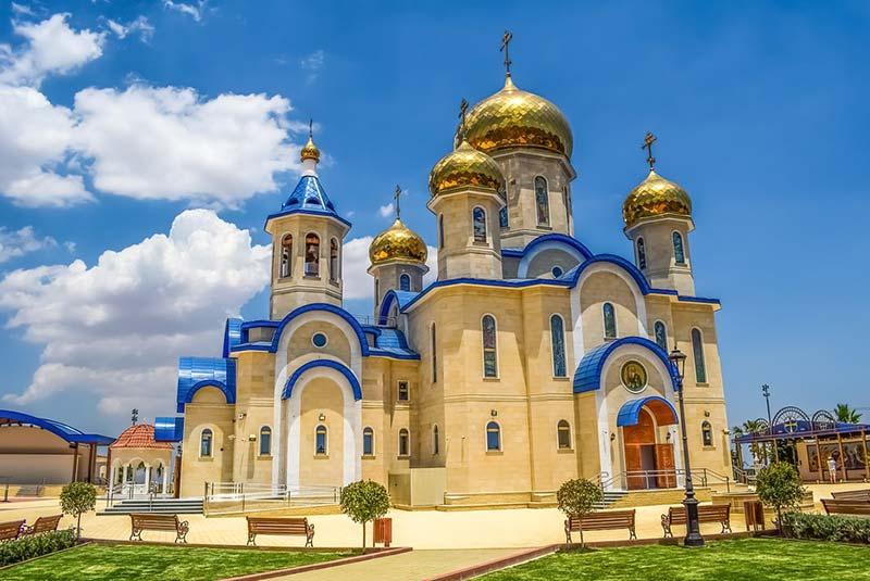 کلیسای روسی قبرس