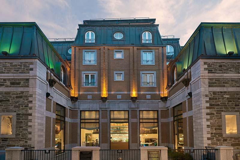 هتل اوبرژ سنت آنتوان