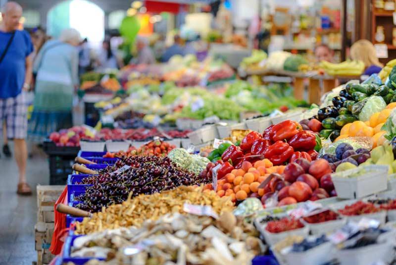 بازارهای محلی قبرس