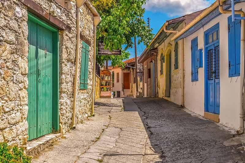 خانه های اومودوس