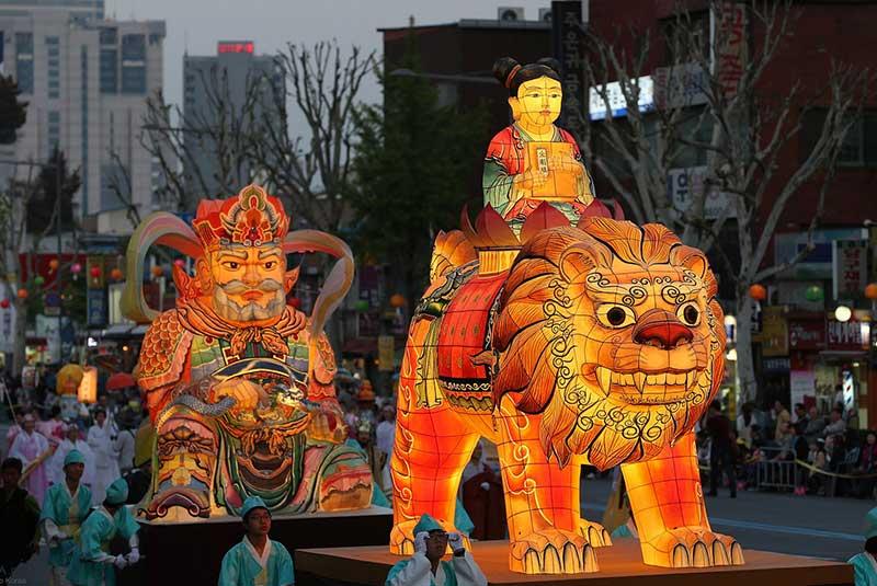 فستیوال فانوس کره جنوبی