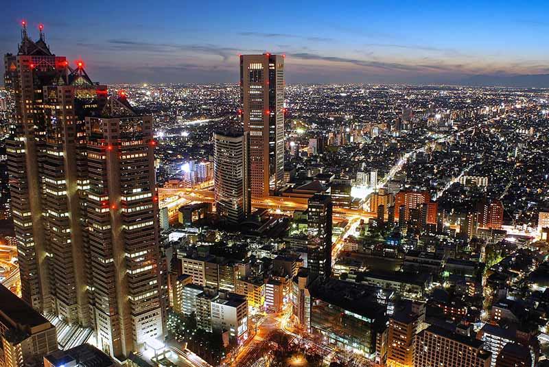 سفر به توکیو