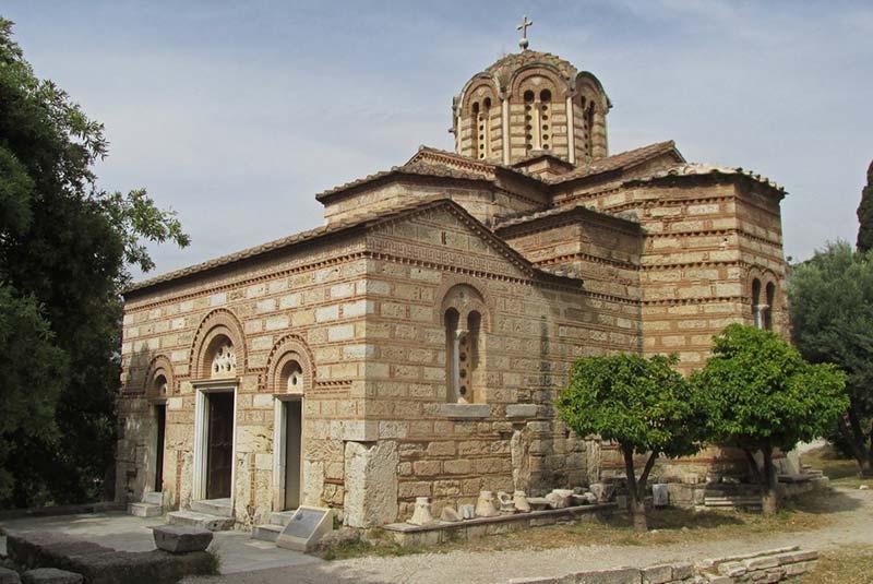کلیسای بیزانسی آپوستل مقدس