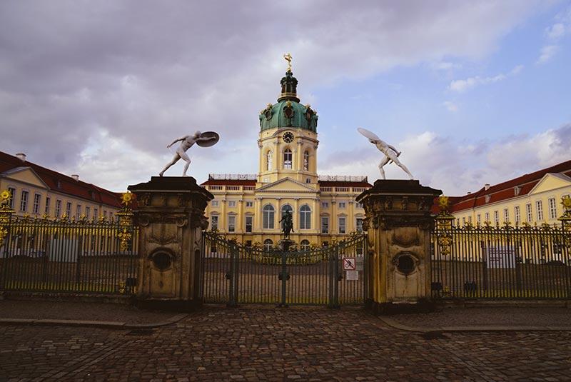 کاخ شارلوتنبورگ آلمان