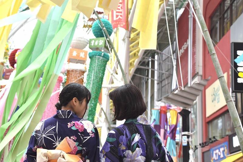 فستیوال تاناباتا ماتسوری ژاپنی