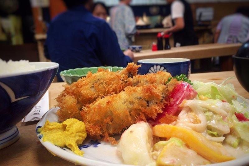 رستوران های گینزا توکیو