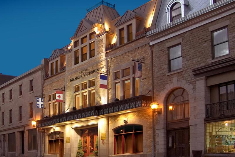 هتل مانوار ویکتوریا کبک