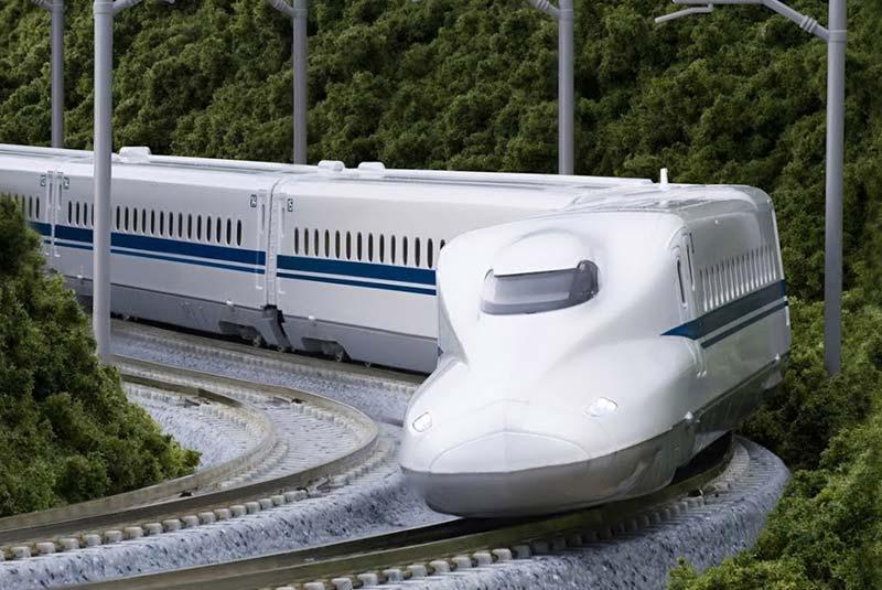قطارهای ژاپن دارای ترمز مخصوص زلزله