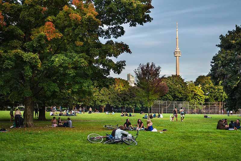پارک های تورنتو